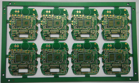 Gold PCB COPY ENGINEERING