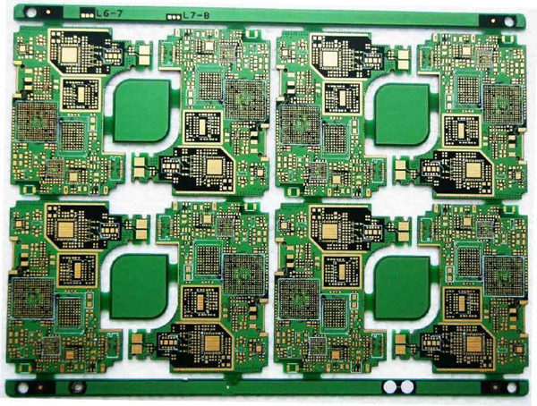 6 Layers 2.0mm Thickness And Immersion Gold PCB Copy
