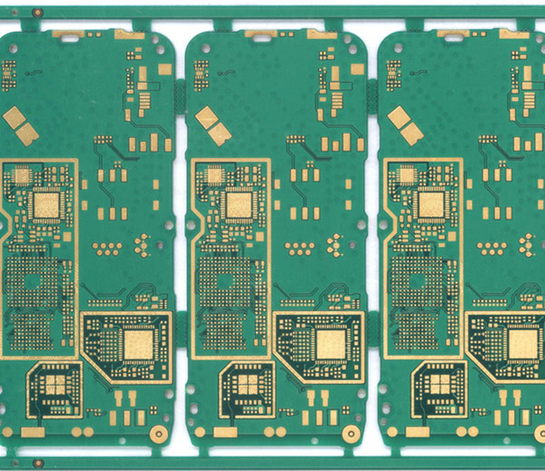 4 Layers 2oz copper And Immersion Gold PCB Copy