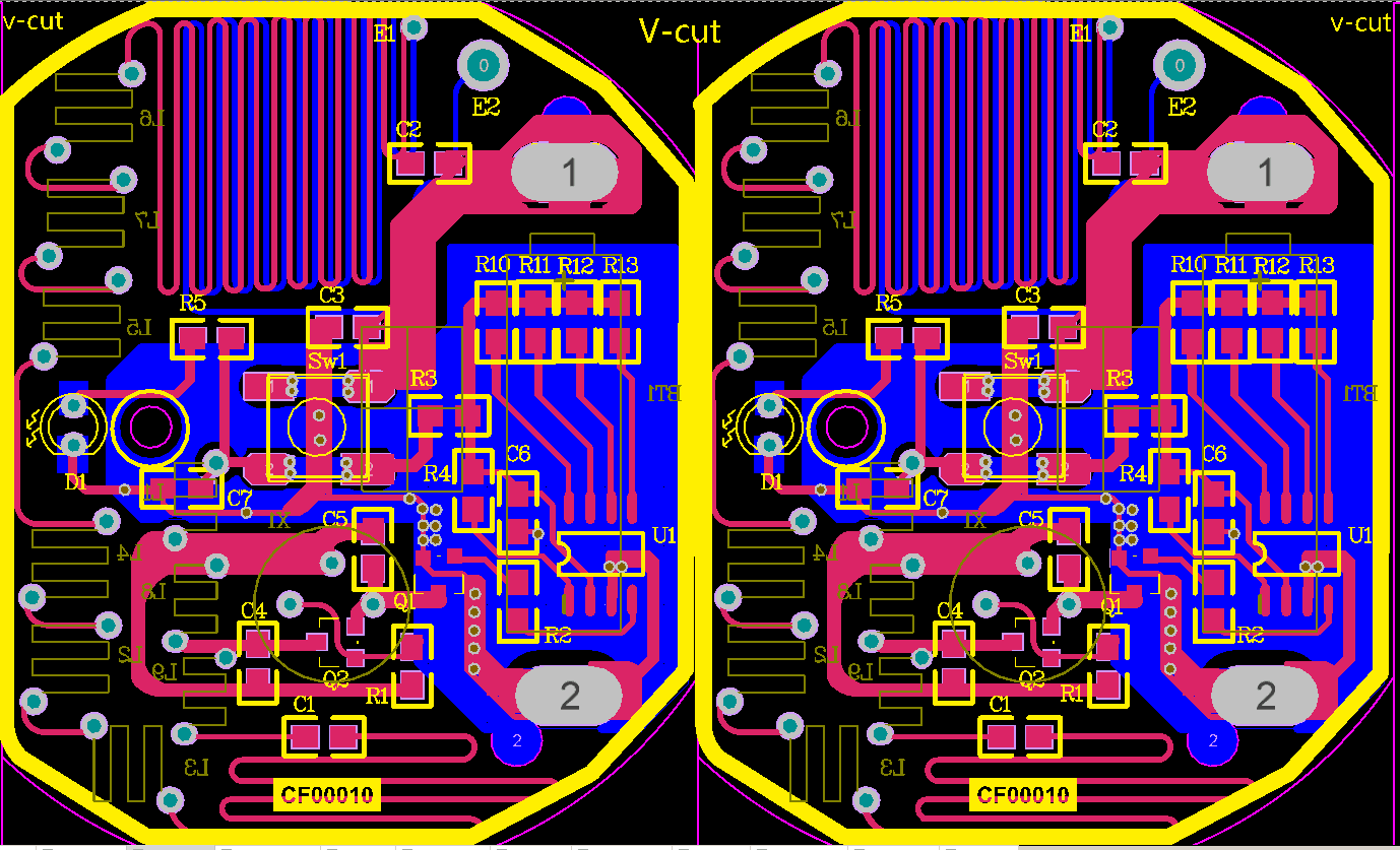 Design of SMT Pad In PCB Copy Engineering